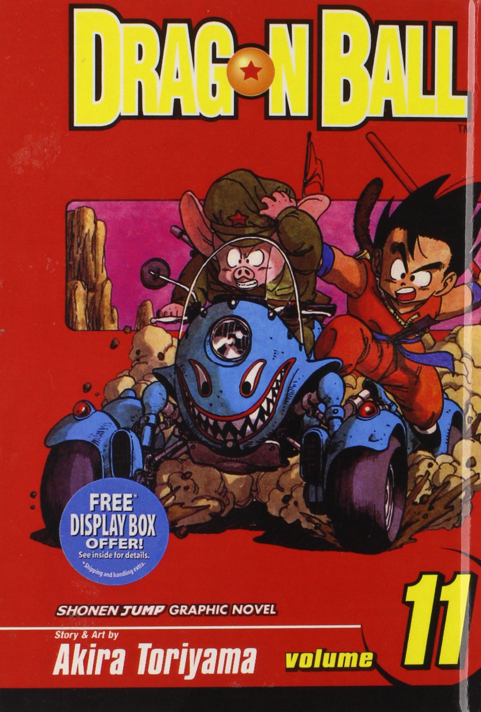 Download Dragon Ball 11 (Turtleback School & Library Binding Edition) (Dragon Ball (Prebound)) pdf