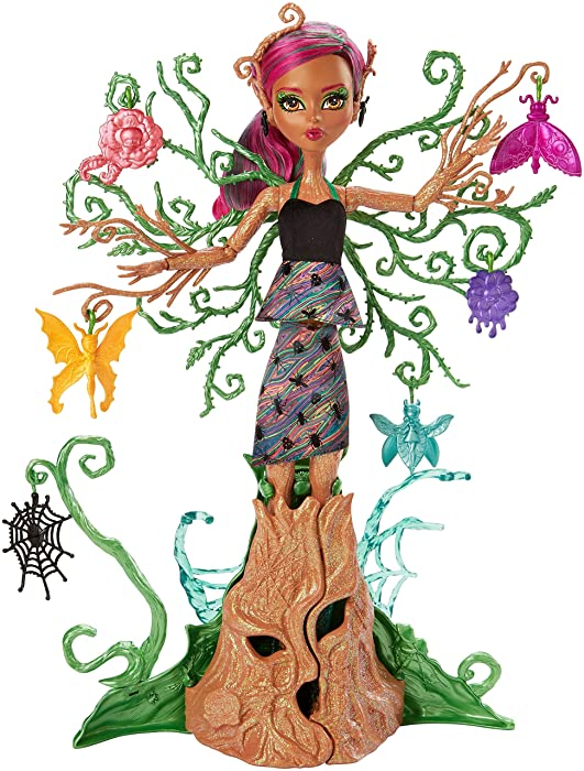 Top 10 Monster High Garden Ghouls Winged Critters Doll