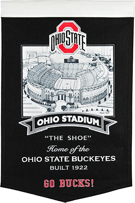 Winning Streak NCAA Ohio State Buckeyes Dynasty Banner