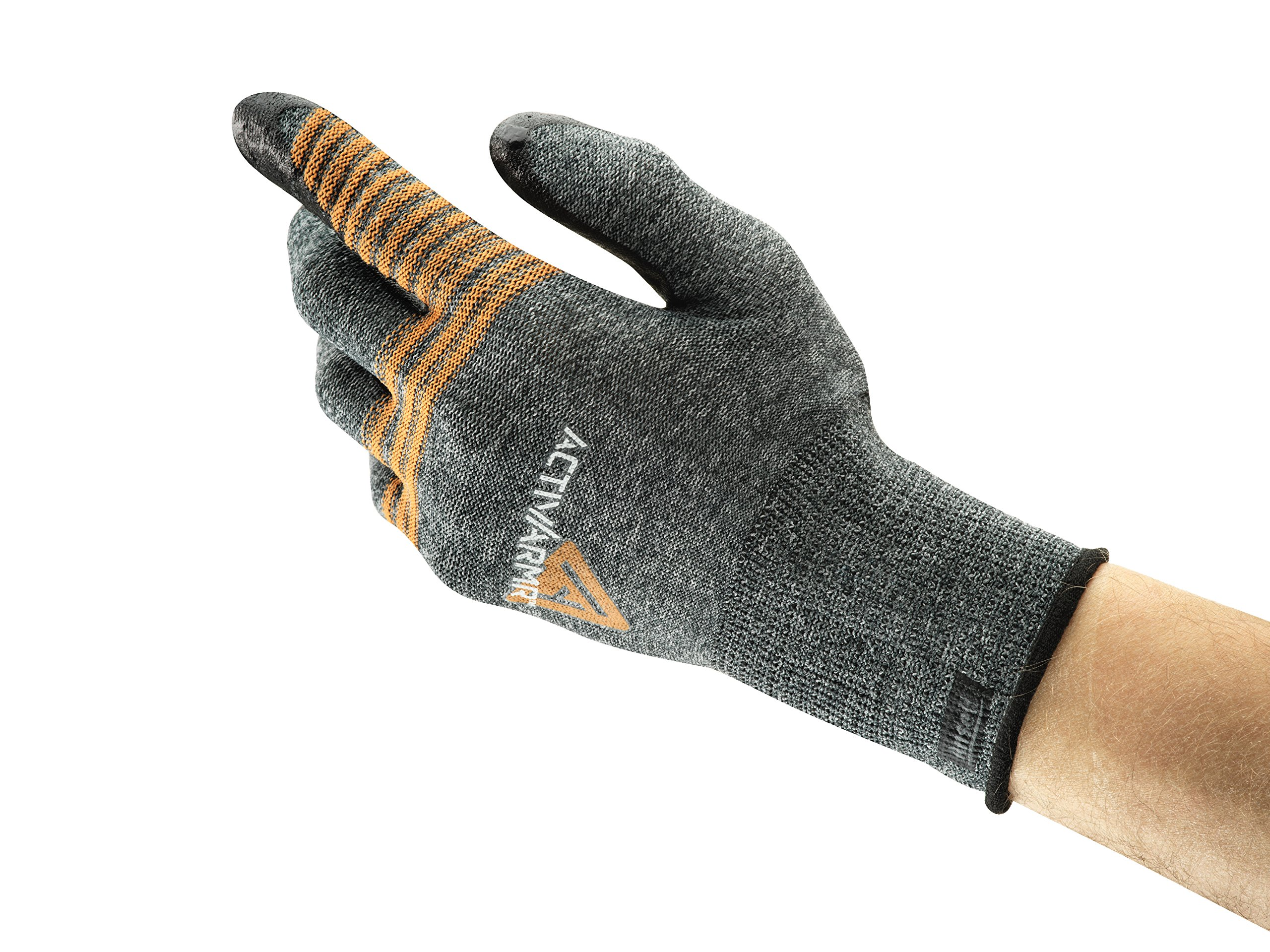Ansell ActivArmr 97-007 Multipurpose Light Duty Gloves, Medium (1 Pair) by Ansell