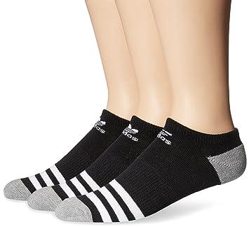 Adidas Originals – Hombres De No Show Calcetines (3 Pack), Hombre, Color