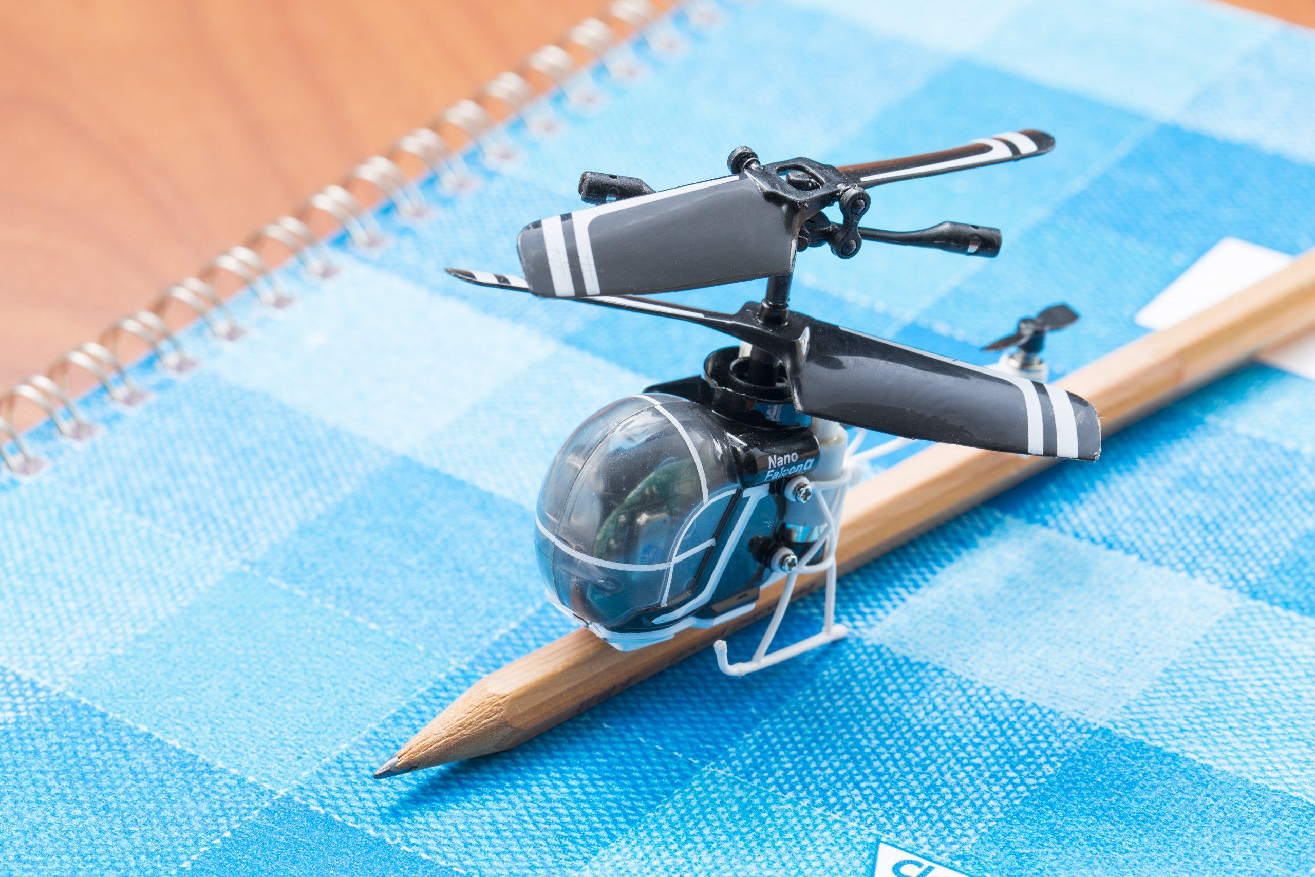 Infrared Helicopter NANO-FALCONƒ¿ nano Falcon alpha by CCP (Image #7)