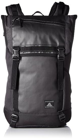 Gregory montaña productos Pierpont mochila, Unisex, Asphalt Black: Amazon.es: Deportes y aire libre