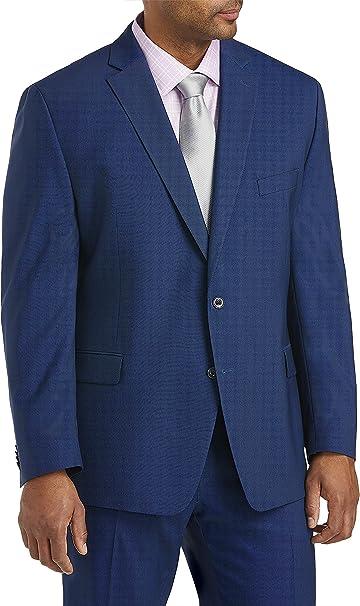 SUN68 Blue Suit Trousers