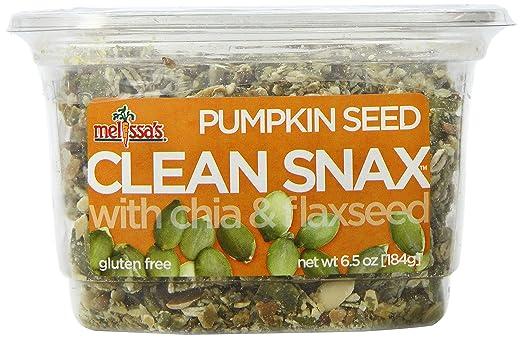 Melissas Clean Snax con Quinoa de Chia y Semillas de Lino ...