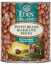 Eden Foods Organic Pinto Beans, 796 ml