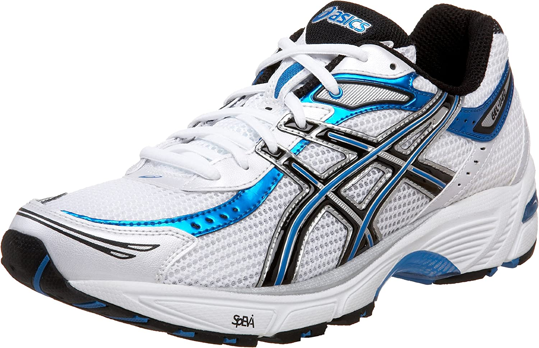 ASICS Men's GEL-1140 Running Shoe,White