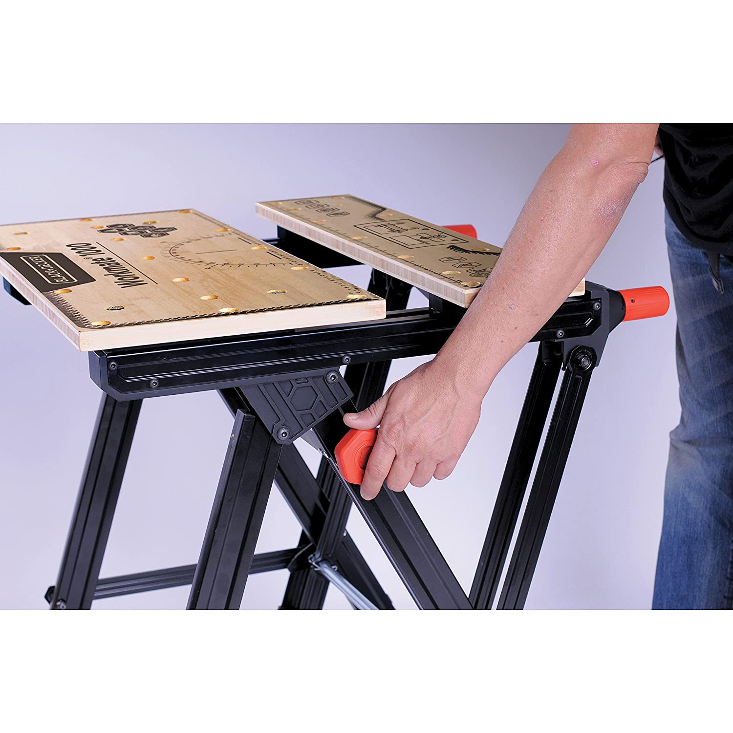Black and decker workmate 1000 review - Black Decker Wm1000 Workmate Workbench Power Tool Stands Amazon Com