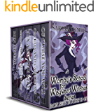 Womby's School for Wayward Witches Series Books 11-15: Not-So-Cozy Witch Mysteries (Womby's School for Wayward Witches…
