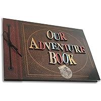 Album Our Adventure Book Version Letras 3D - 20 Hojas