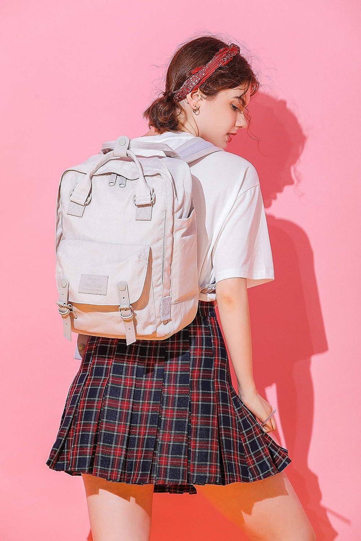 Himawari Backpack Laptop Backpack College Backpack School Bag 14.9 Travel Backpack for Women,Fits 13-inch Laptop(189-01#)