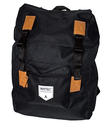 Amazon.com  Large WESC Laptop Bucket Backpack for School or Travel ... 5d5c26b00bee7