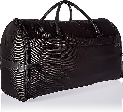 Briggs Riley Baseline-Suiter Duffel Bag, Black, One Size