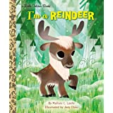 I'm a Reindeer (Little Golden Book)