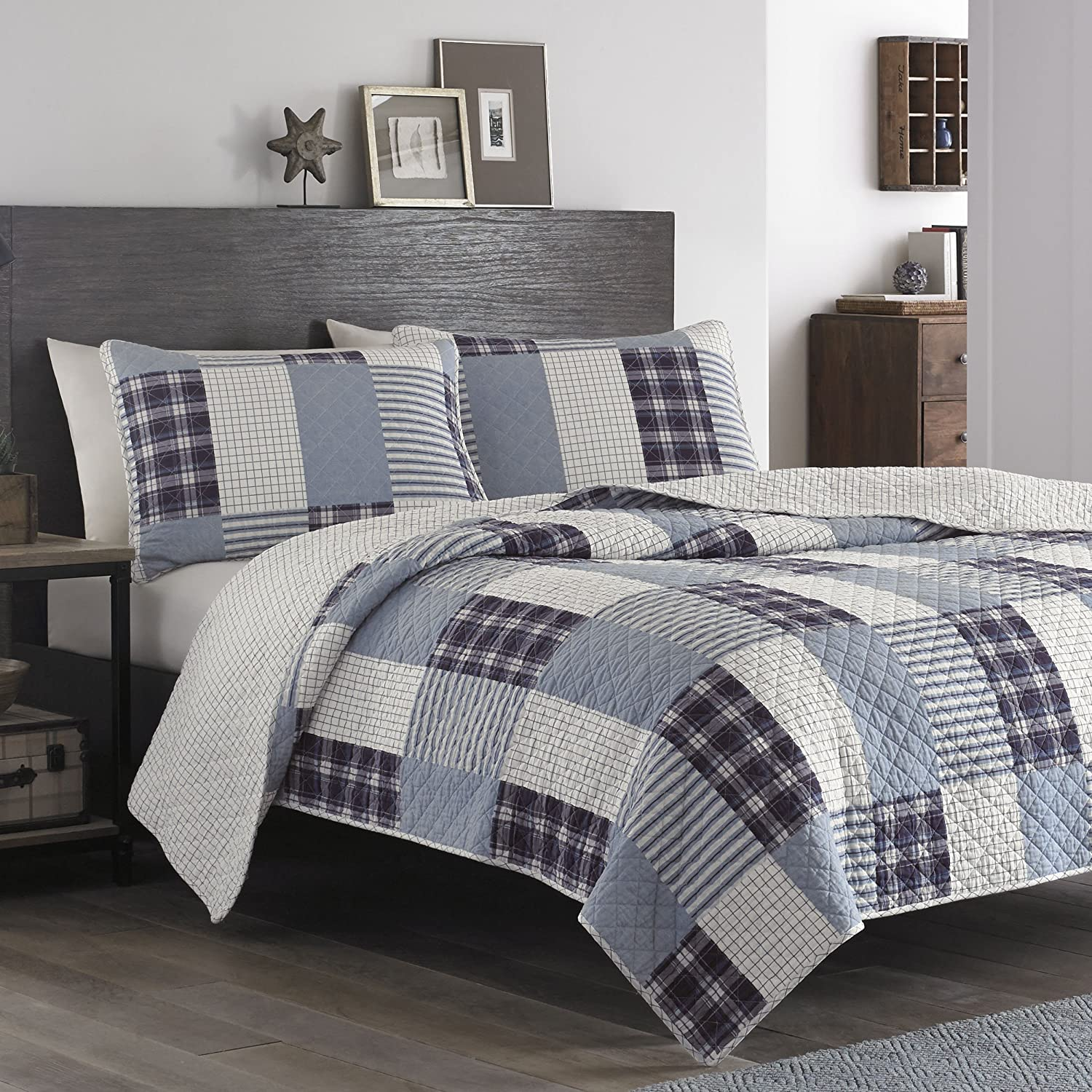 Best Eddie Bauer Quilt Bedding Sets