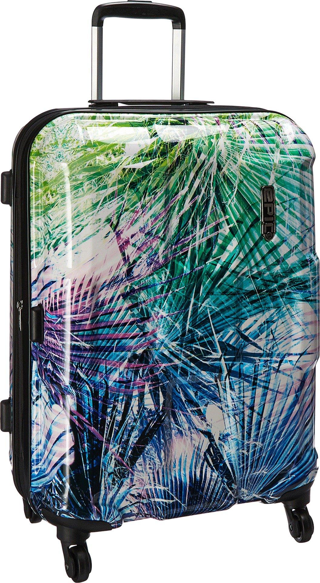EPIC Travelgear Unisex Crate Wildlife EX 26'' Trolley Summer Shade Luggage