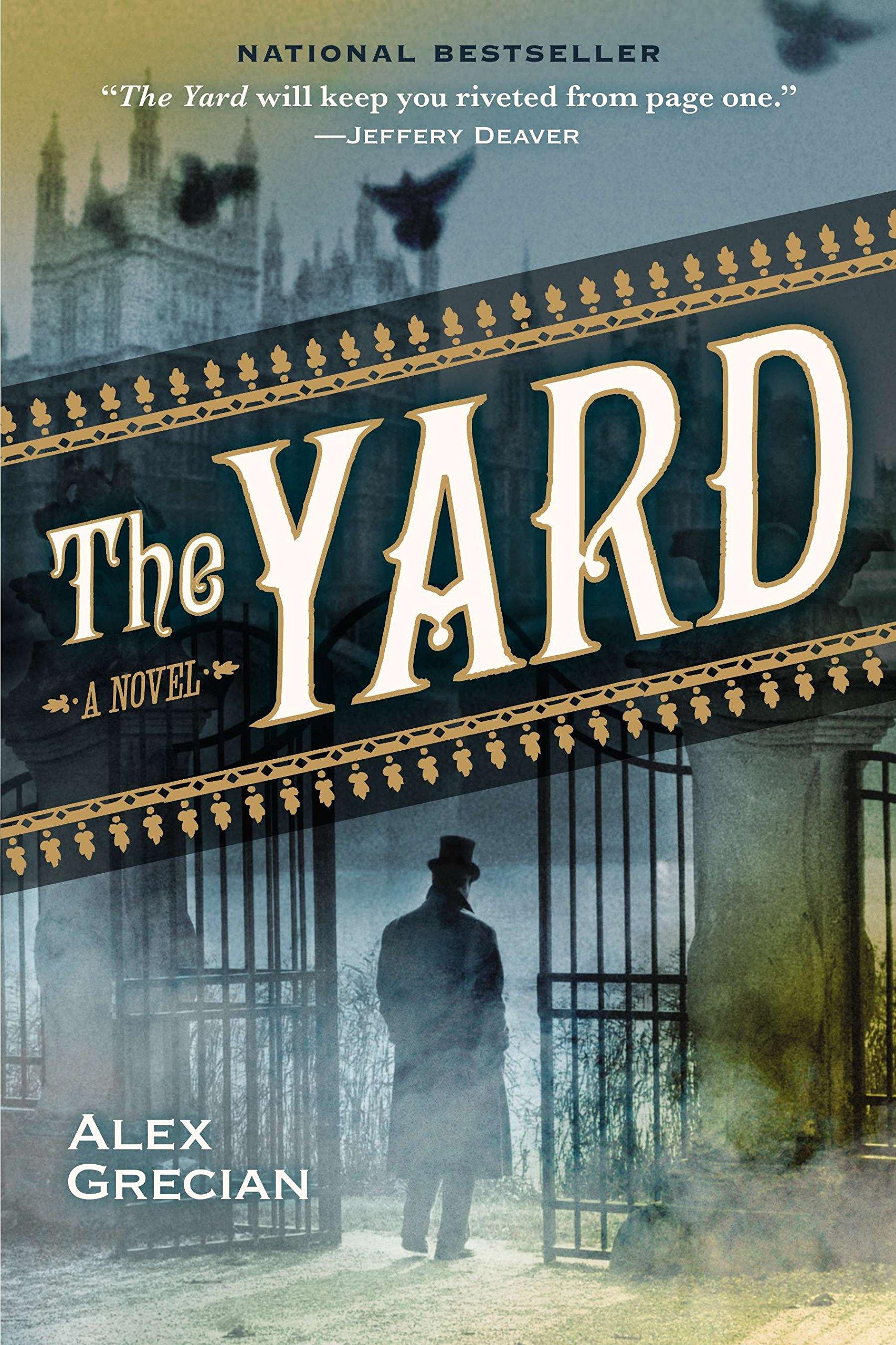 Download The Yard (Scotland Yard's Murder Squad) pdf