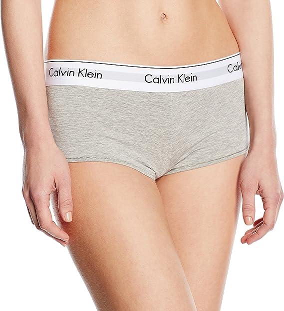 Calvin Klein Modern Cotton Ropa Interior para Mujer: Amazon.es ...