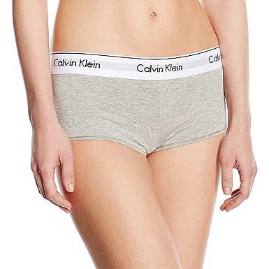 1c6eb959bf46 Calvin Klein Modern Cotton Women's Underwear - Grey -6 UK (Manufacturer Size:  XS