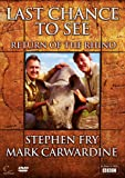 Stephen Fry - Last Chance To See - Return of the Rhino [DVD]