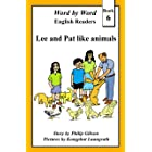 Lee and Pat like animals (Word by Word English Readers Book 6)