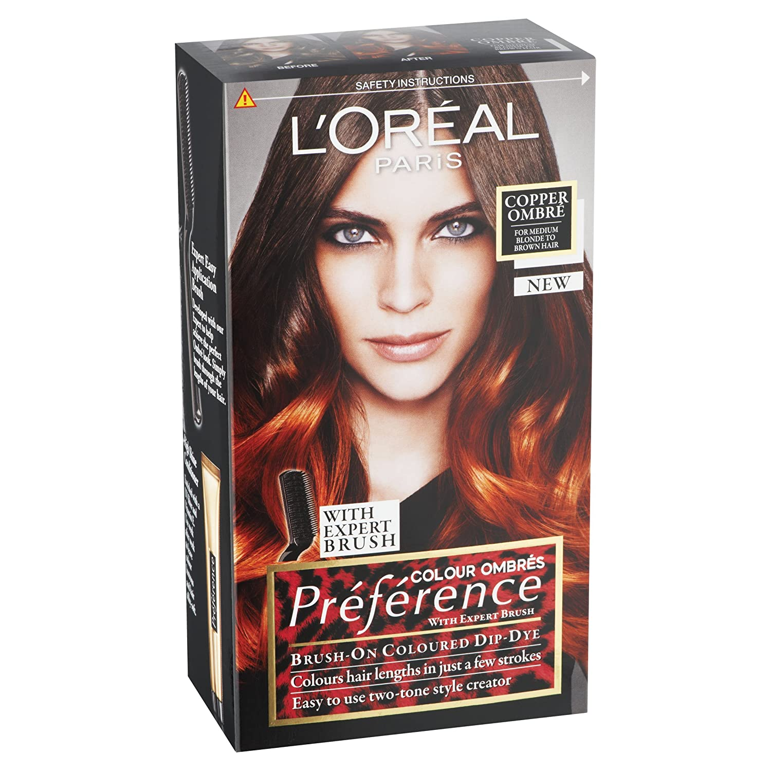 Loreal Preference Infinia 91 Viking Light Ash Blonde Hair Dye L