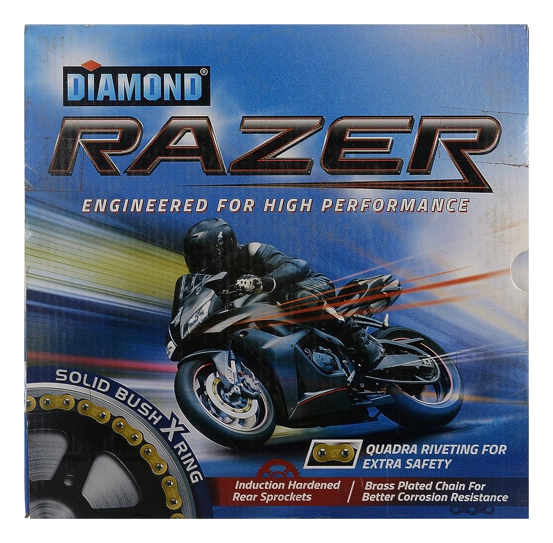 Diamond K84 Racing Special Kit for Bajaj XCD 125: Amazon.in: Car & Motorbike