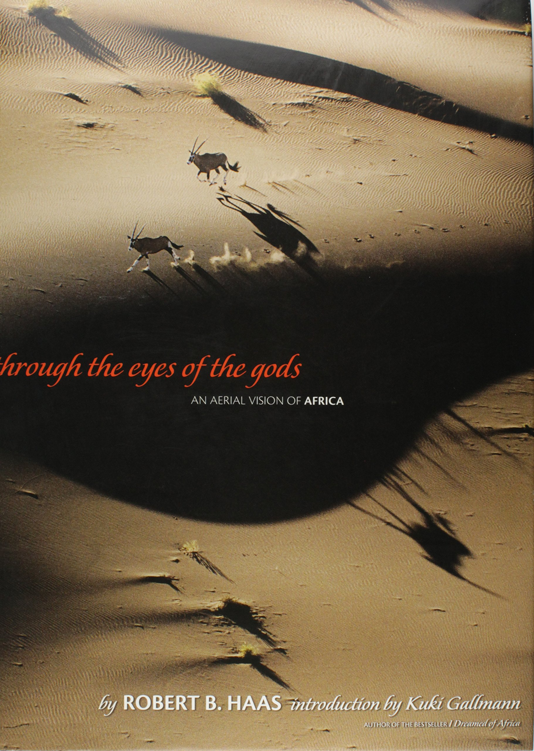 Through the Eyes of the Gods: An Aerial Vision of Africa