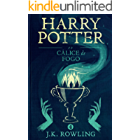 Harry Potter e o Cálice de Fogo (Portuguese Edition) book cover