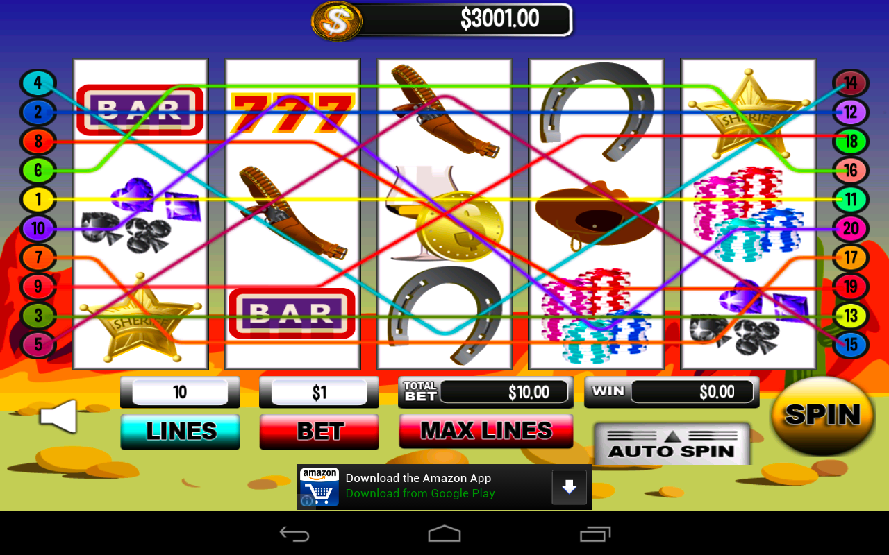 Vegas Slots Online - Play Free Vegas Slot Machines