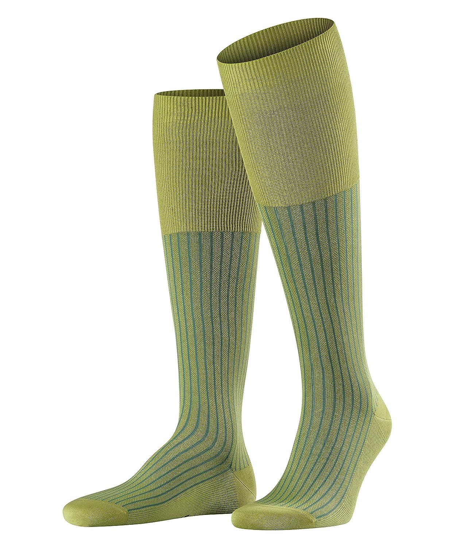Falke Oxford Stripe Chaussettes Montantes Homme