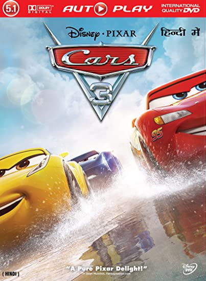 Amazon In Buy Cars 3 Hindi Dvd Dvd Blu Ray Online At Best Prices