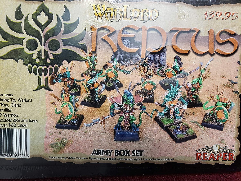 WarLord 16508 reptus Army Box Set
