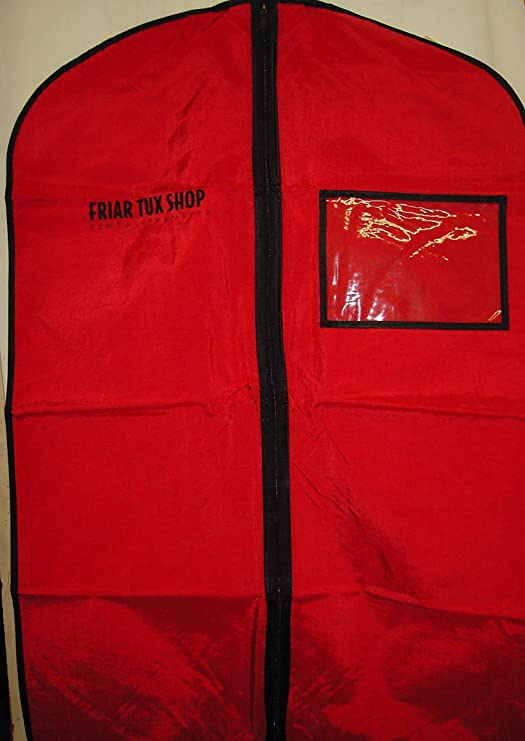 "Garment Bag Vinyl Misprints 40/"" Long 25 Pieces"