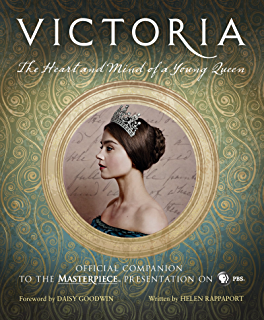 Amazon victoria a life ebook a n wilson kindle store victoria the heart and mind of a young queen official companion to the masterpiece fandeluxe Images