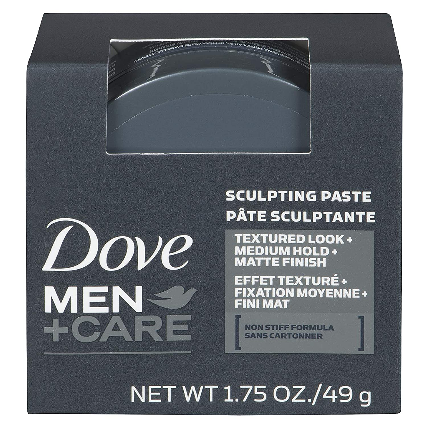 Dove Men +Care Styling Paste Sculpt & Texturize 49g Dove Men + Care 10079400263916
