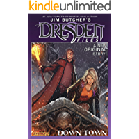 Jim Butcher's The Dresden Files: Down Town (Jim Butcher's The Dresden Files: Complete Series) book cover