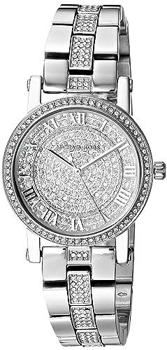b390b088de5a Michael Kors Women s Analogue Quartz Watch with Stainless Steel Strap MK3775