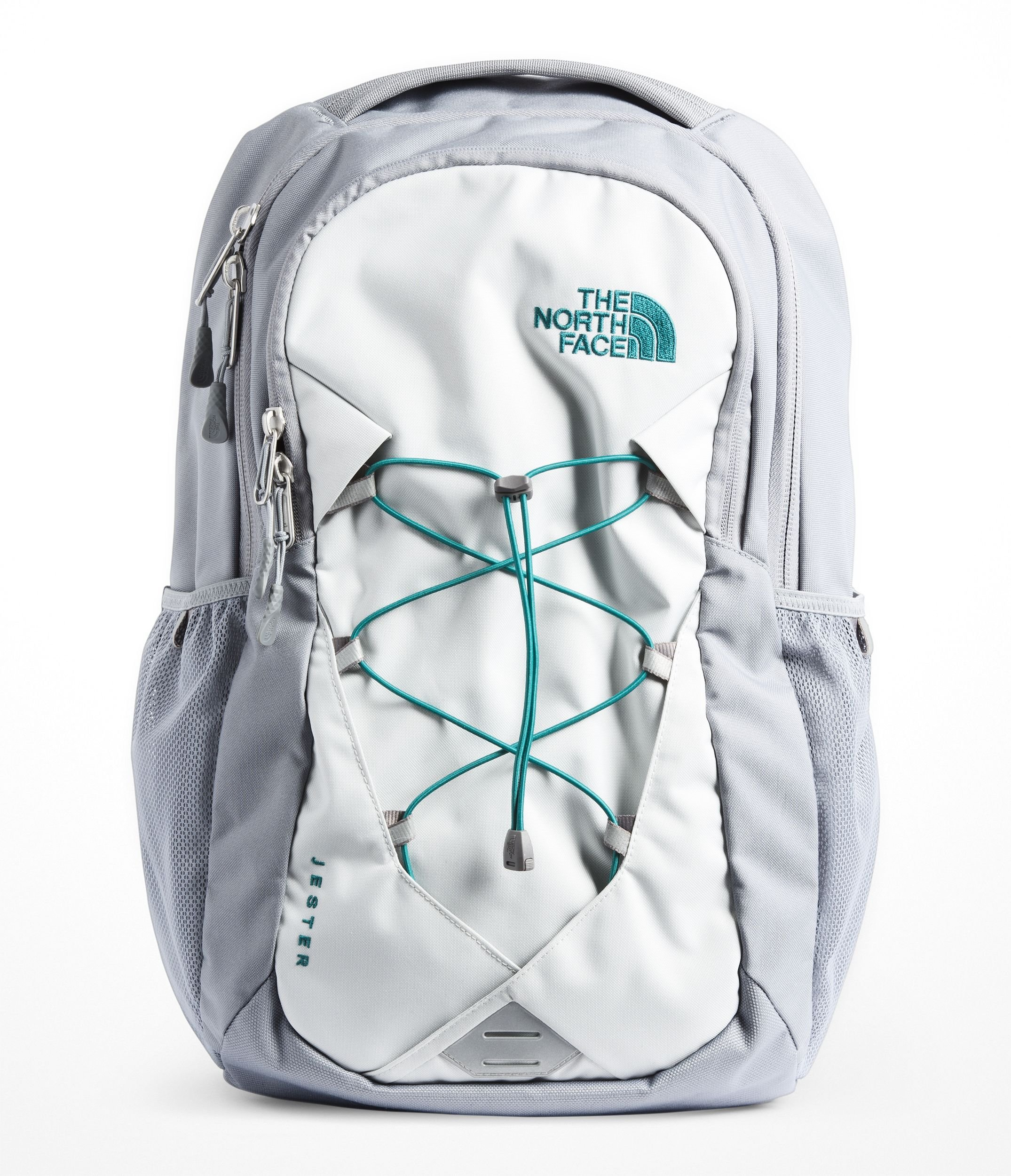 The North Face Women's Jester Backpack Tin Grey/Mid Grey One Size by The North Face