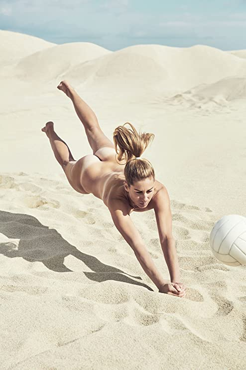 volleyball nude