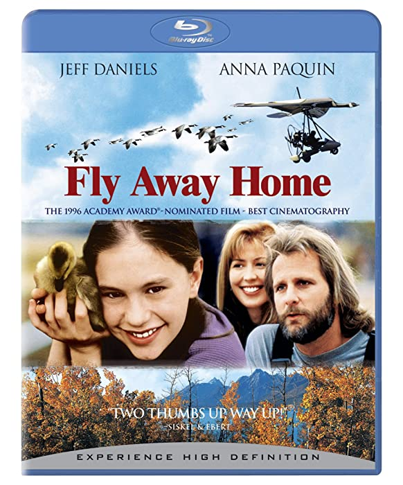 The Best Fly Away Home Dvd Fullscreenseqq