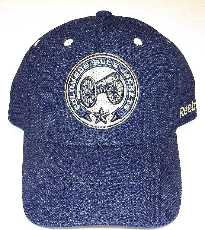 Reebok Columbus Blue Jackets Structured