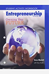 Student Activity Workbook for Entrepreneurship: Owning Your Future (High School Workbook) Paperback