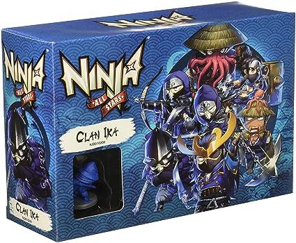 Ninja All-Stars: Clan Ika: Amazon.es: Juguetes y juegos