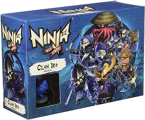 Ninja All-Stars: Clan Ika