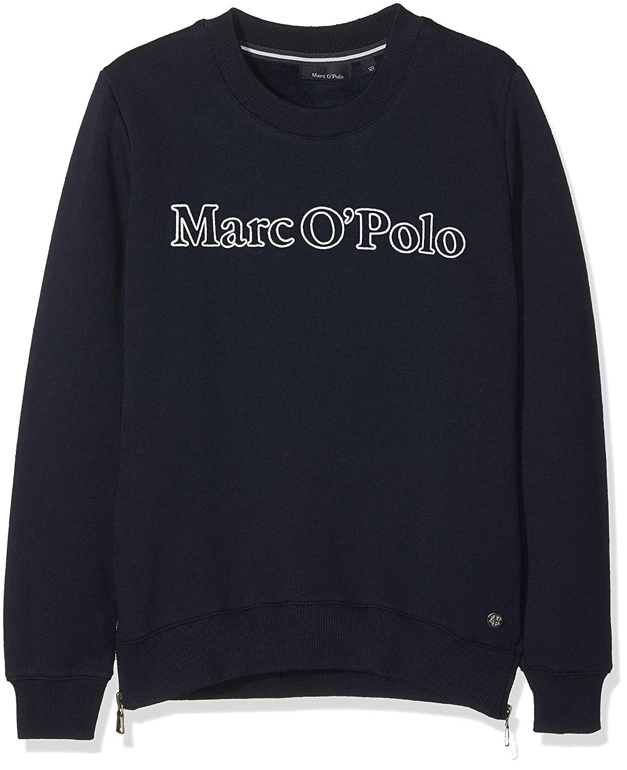 Bleu (Night Sky 3143) 9 ans Marc O' Polo Enfants, Sweat-Shirt Fille