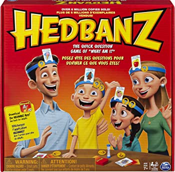 Spin Master Games Headbanz Board Game