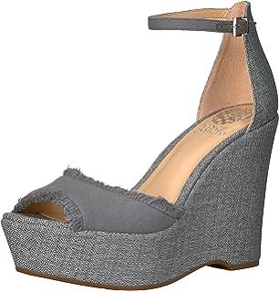 59ef01674ae Vince Camuto Women s Tatchen Wedge Sandal