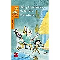 Rita y los ladrones de tumbas (Barco de Vapor Naranja)