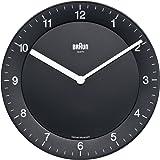 Braun Men's Wall Clock